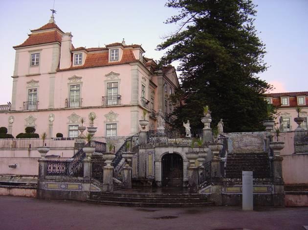 palácio marques de pombal