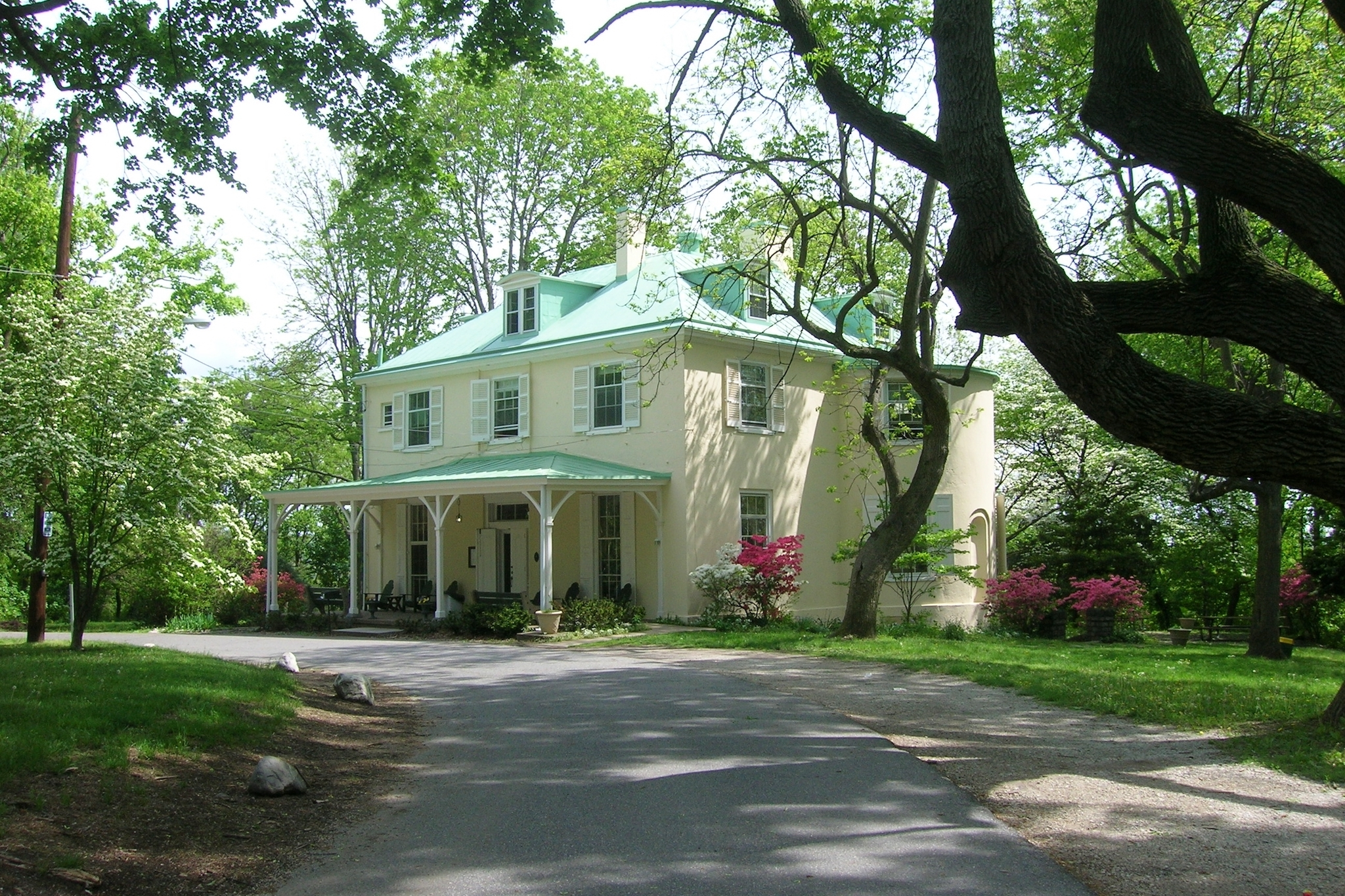 Chamounix Mansion