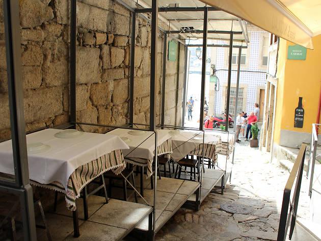Restaurante, Adega, São Nicolau