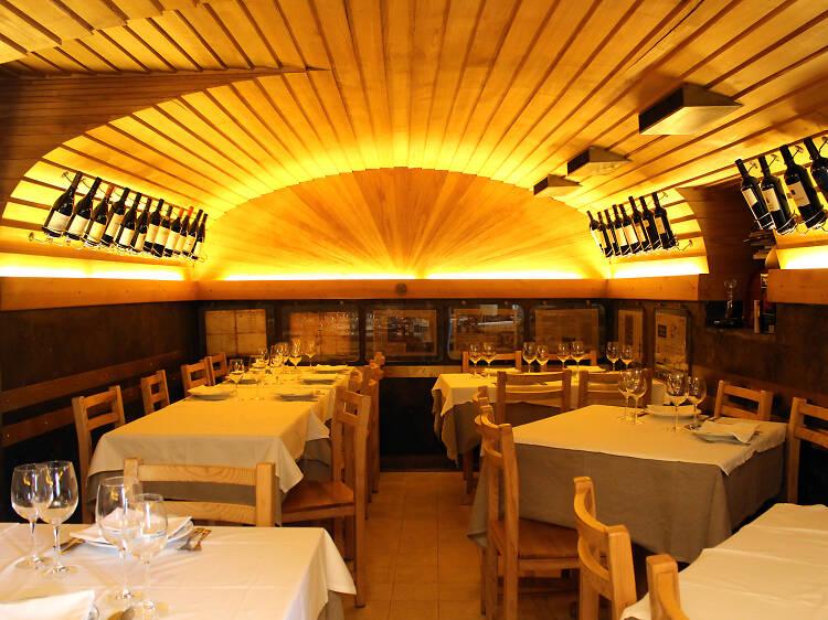 Os melhores restaurantes na Ribeira