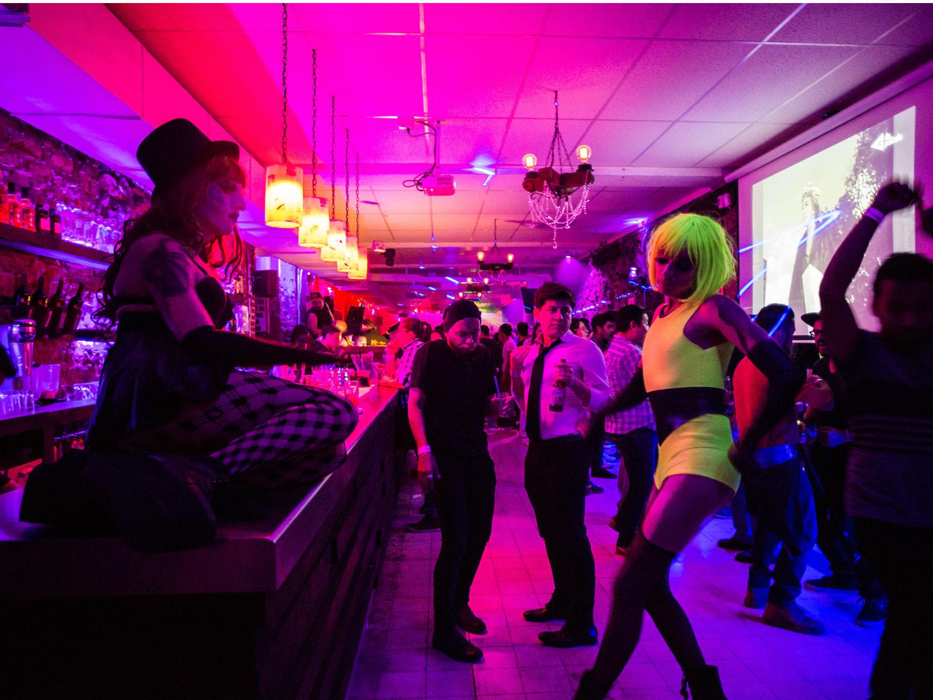 from Micheal la mesa gay bar