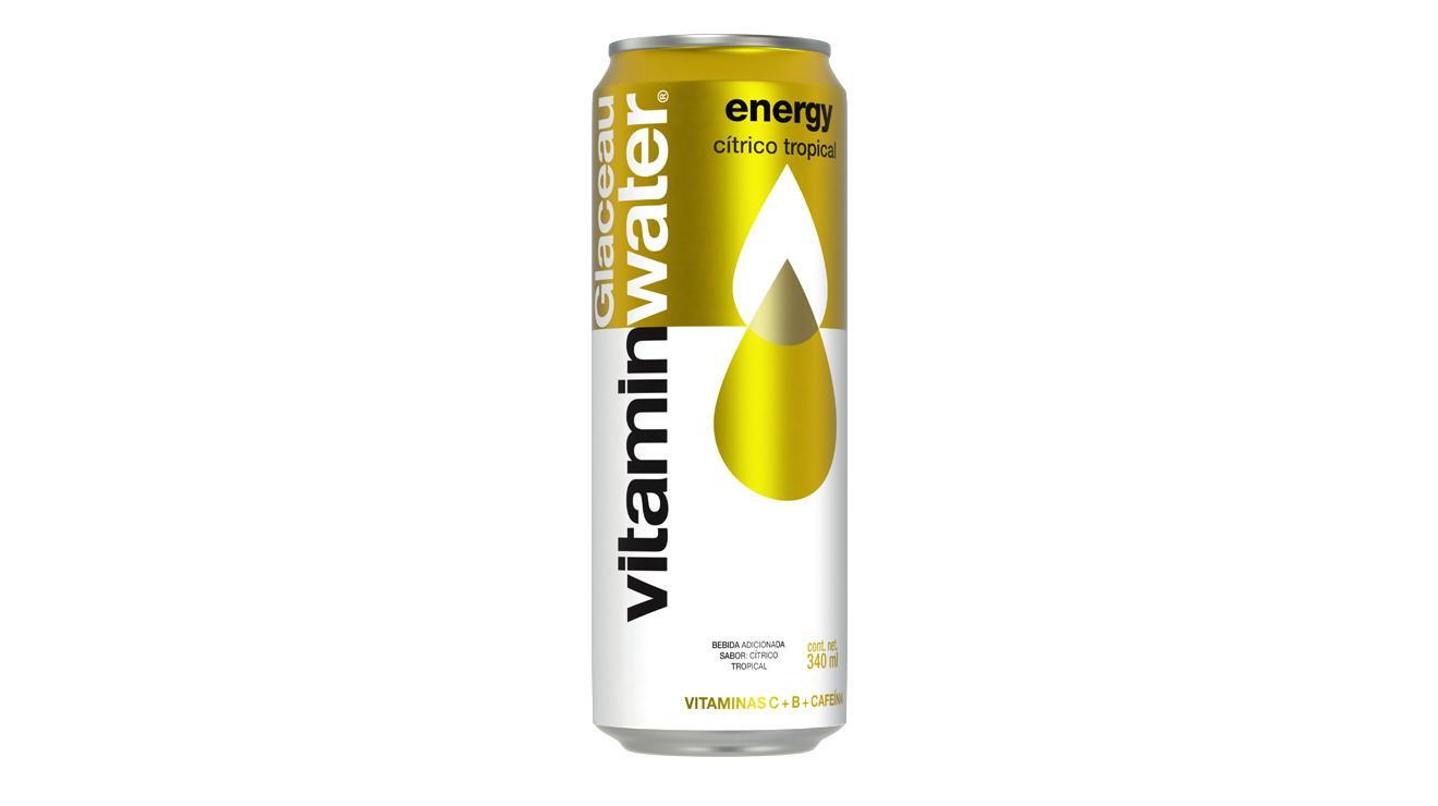 |Presentado| Glaceau vitaminwater llega a Starbucks México