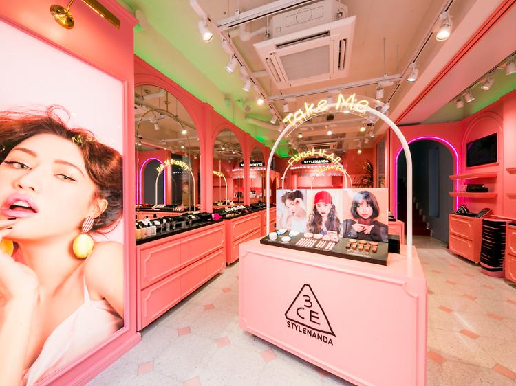 Best beauty shops in Tokyo