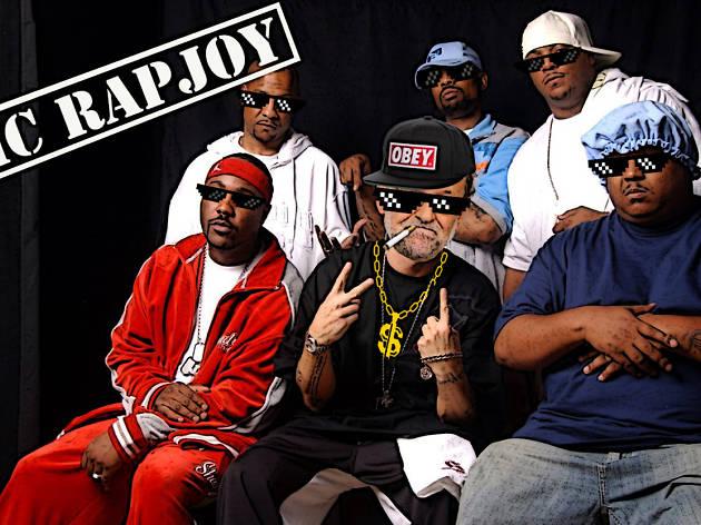 Discoeca MC Rapjoy