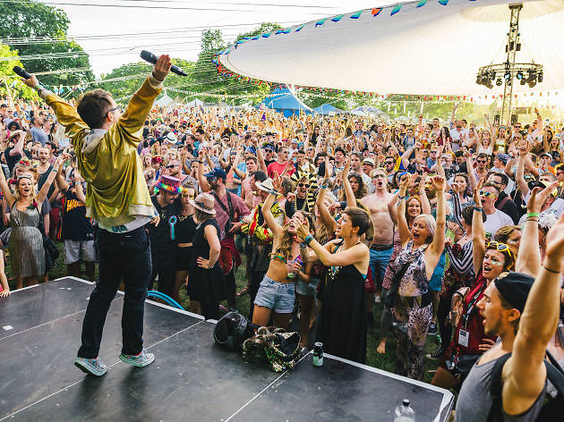 Wilderness Festival, Hip Hop Karaoke
