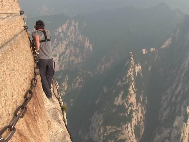 Las montañas sagradas de China
