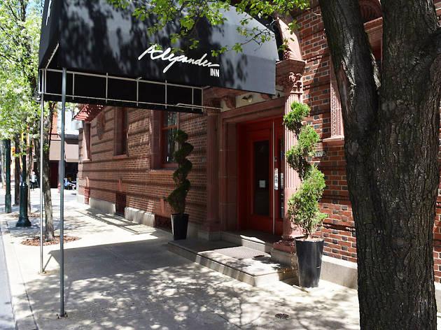 Alexander Inn Philadelphia