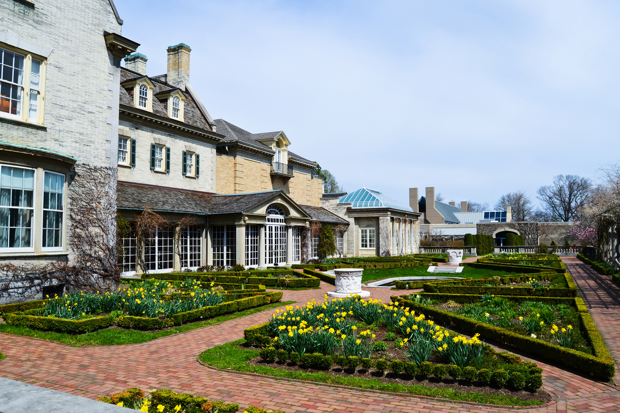 George Eastman House in Rochester, NY