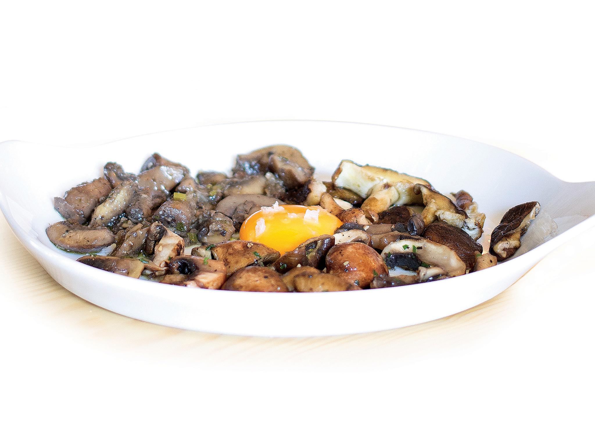 Restaurante, Pisca, Cogumelos