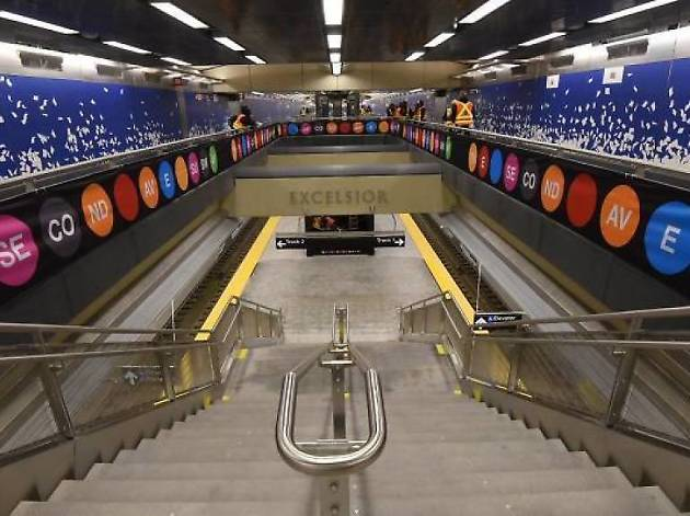 """The MTA is now allowing corporations to """"adopt"""" NYC subway stations"""
