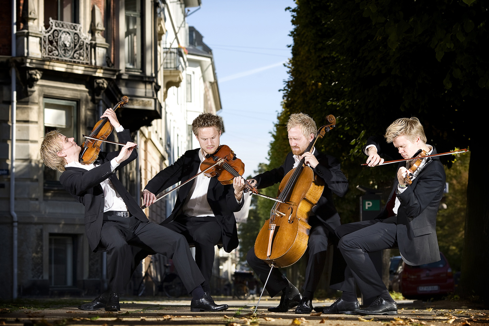 Danish String Quartet