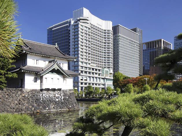 Palace Hotel Tokyo exterior
