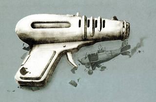 Toy Gun. Page Tsou