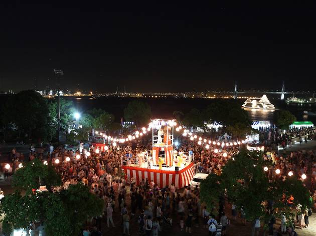 Best night festivals to check out in Tokyo this weekend