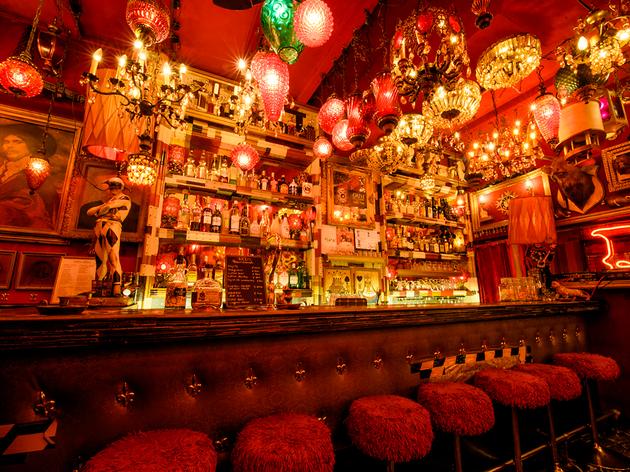Red Bar | Bars and pubs in Shibuya, Tokyo