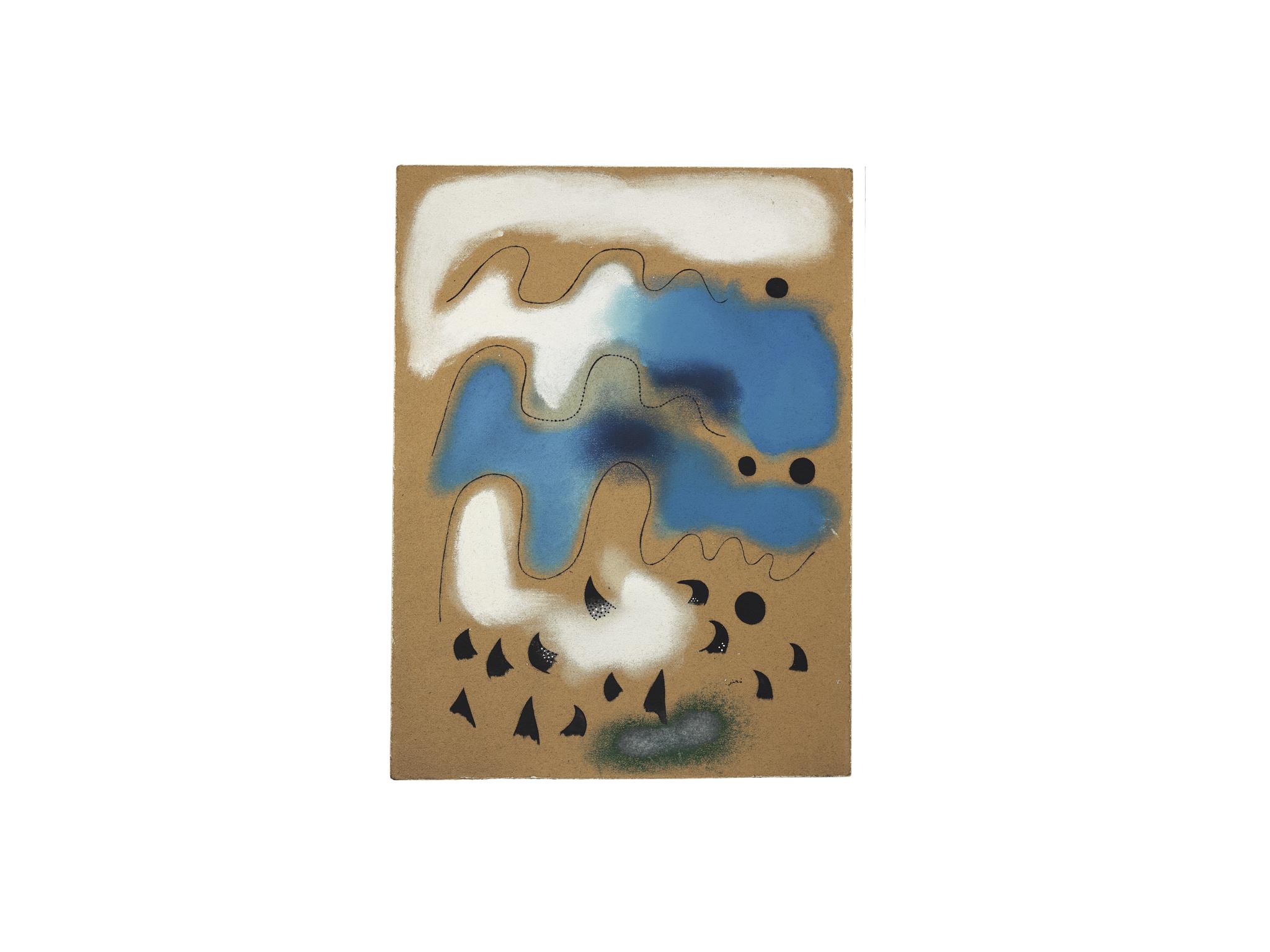 Joan Miró El canto de los pájaros en Otoño