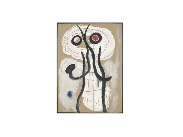 Joan Miró Personaje