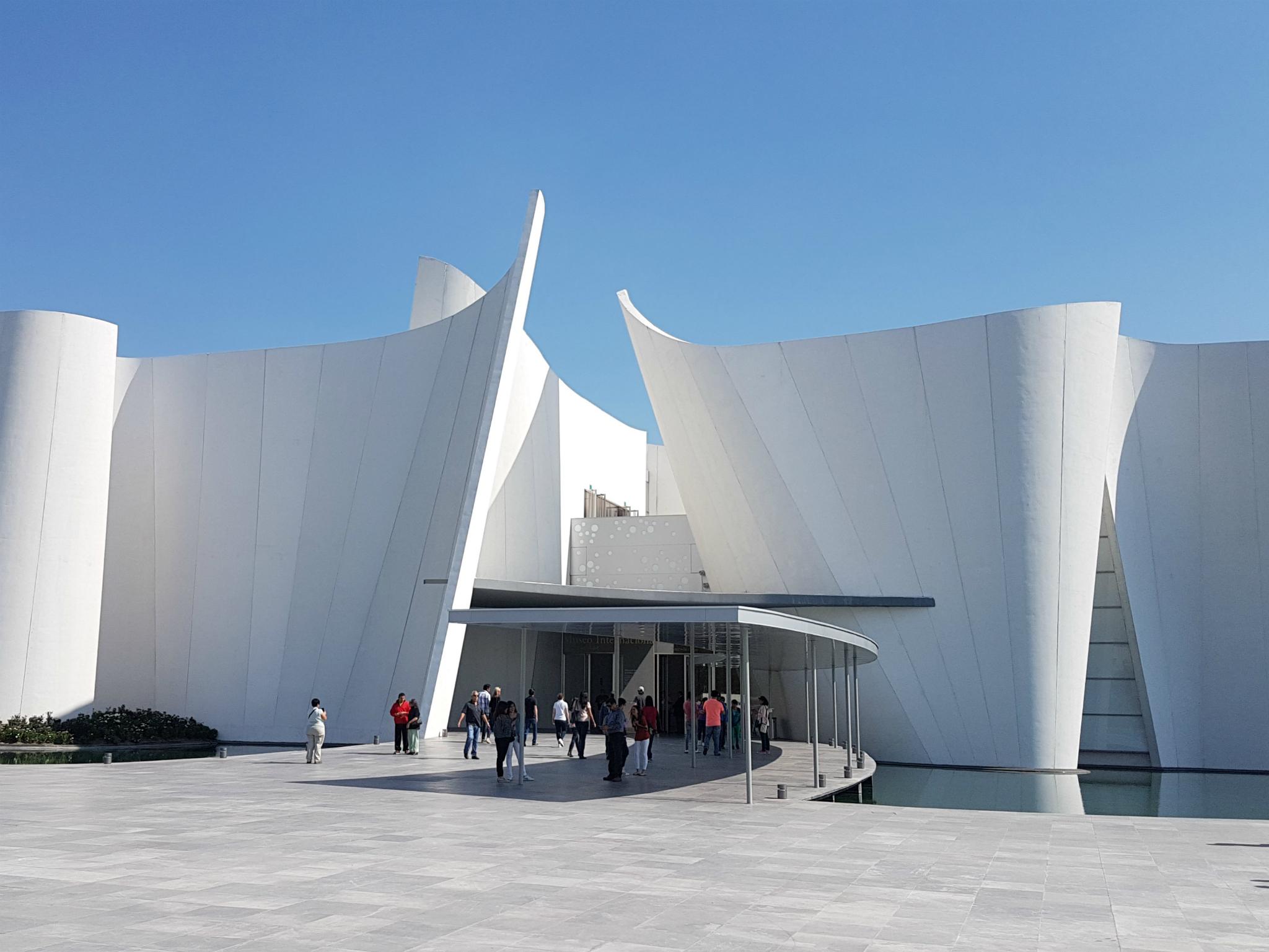 El Museo Internacional del Barro en Puebla