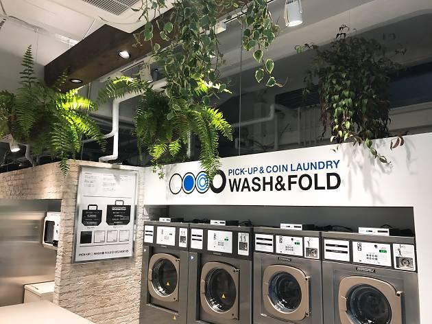 Wash & Fold Nakameguro