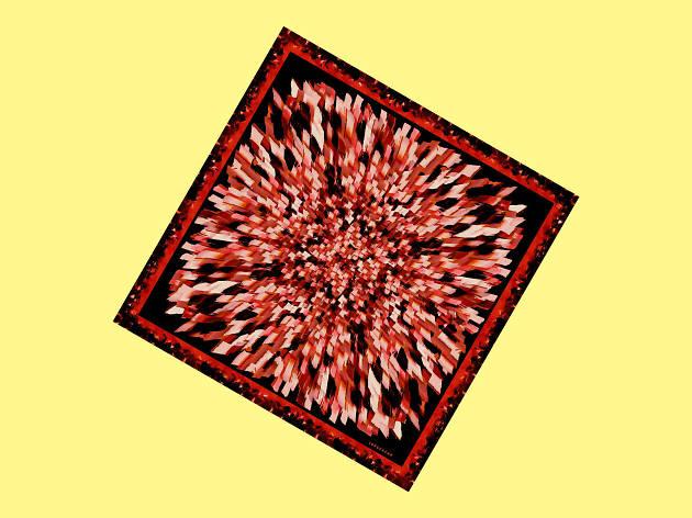 La Pliage Neo Vibration scarf, Longchamp