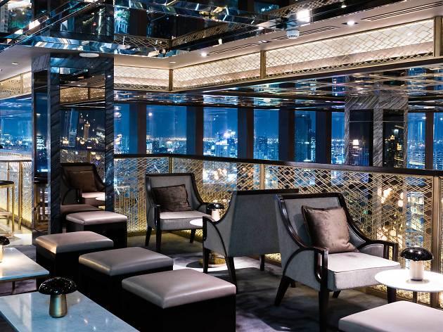 Penthouse Bar + Grill | Restaurants in Phloen Chit, Bangkok