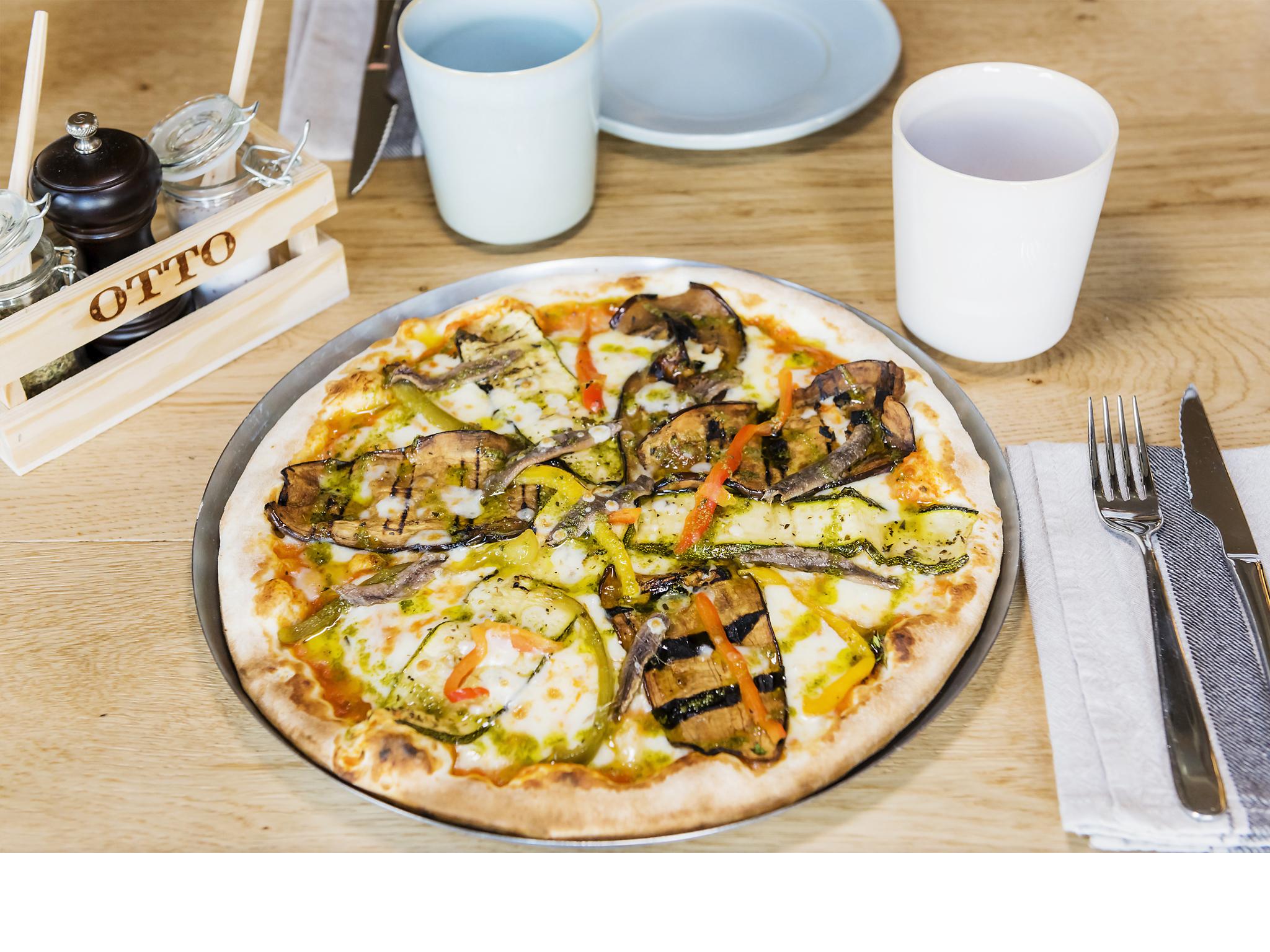 pizza n 5 Otto
