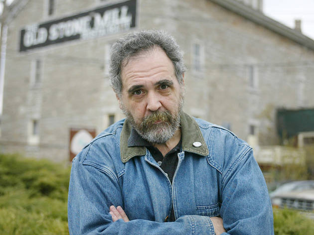 Barry Crimmins: Atlas's Knees