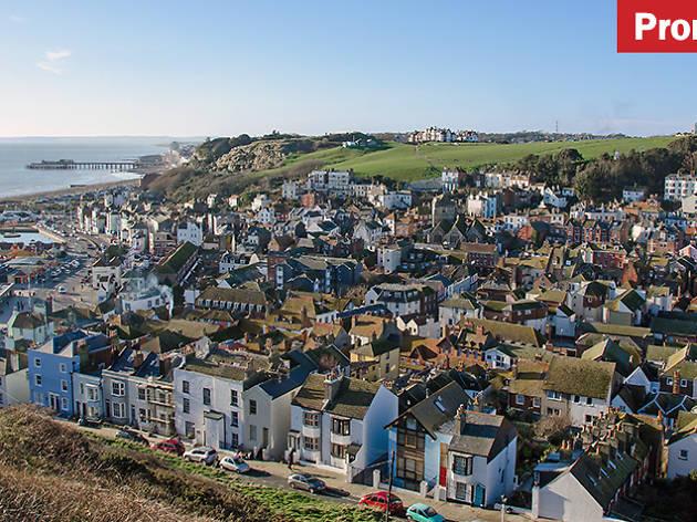 Hastings Old Town & Pier