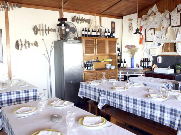 Restaurante O Sacas