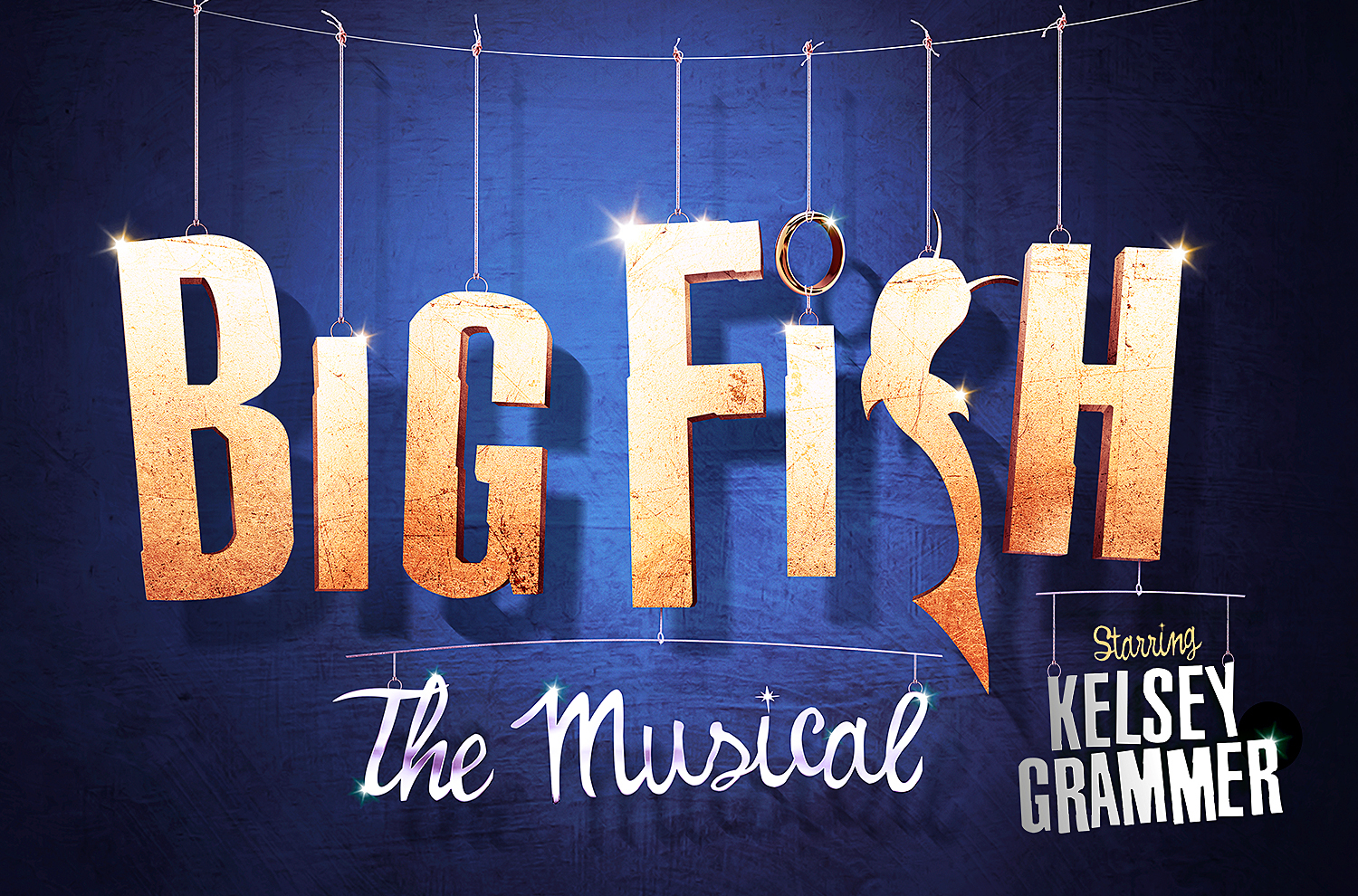 'Big Fish - The Musical' at The Other Palace