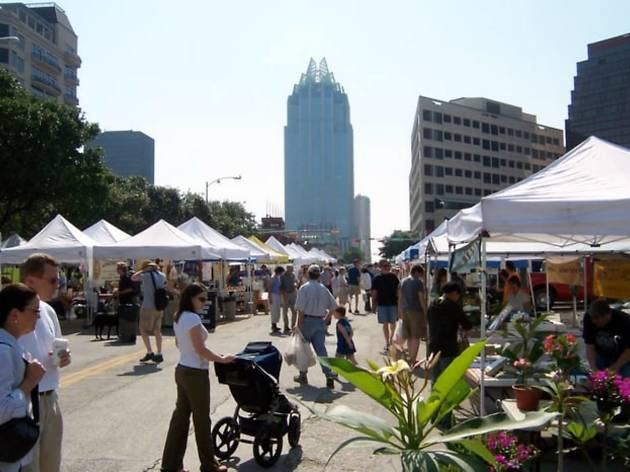 SFC Farmers' Market Downtown