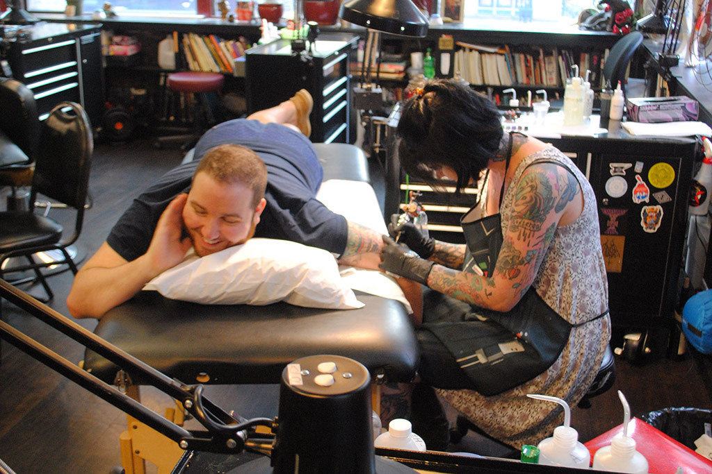 The best tattoo shops in NYC