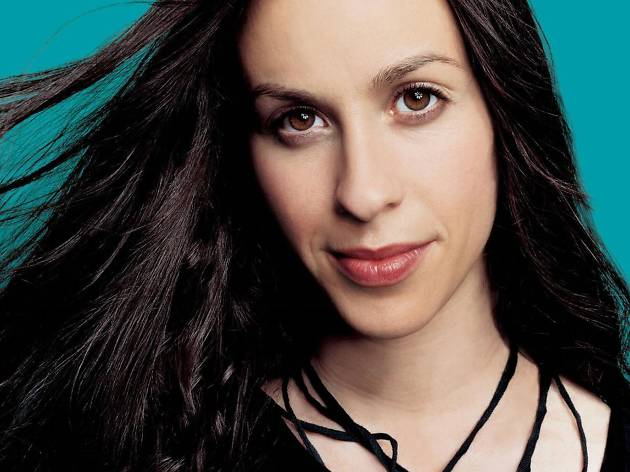 Alanis Morissette is coming to Australia