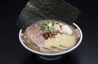 Sugoi Niboshi Ramen Nagi Shinjuku Golden Gai