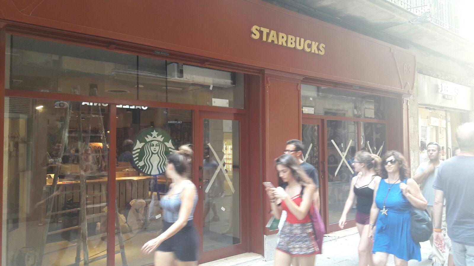 De granja modernista a Starbucks