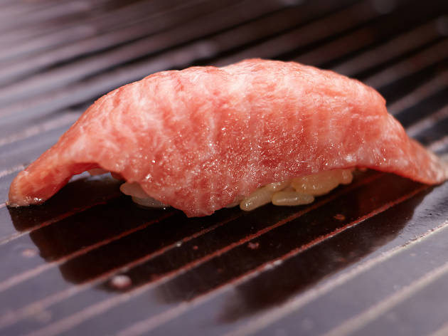sushi shikon red fish