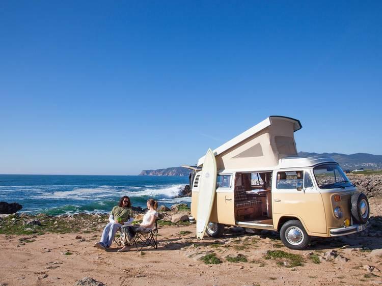 Férias de sonho sobre rodas: cinco autocaravanas para alugar