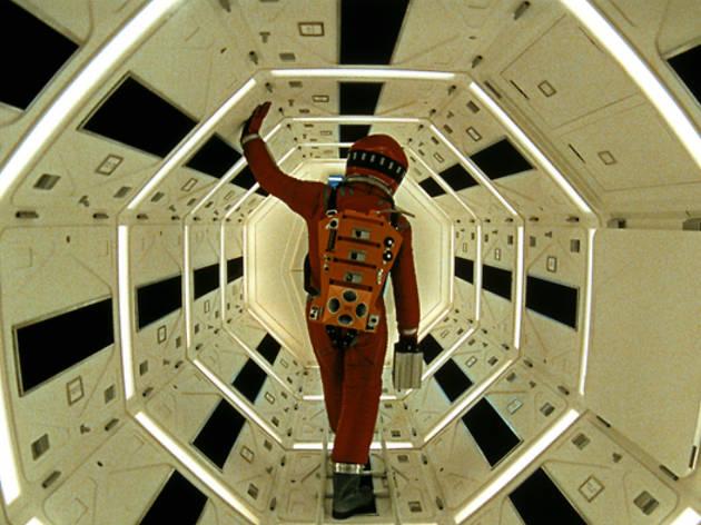 Fotograma de la película 2001: odisea del espacio
