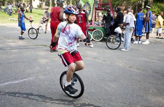 New York City Unicycle Festival