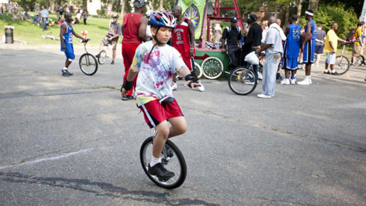 New York City Unicycle Festival