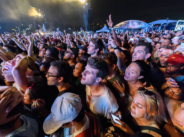 These photos from Panorama will remind you why you love NYC's summer music fests