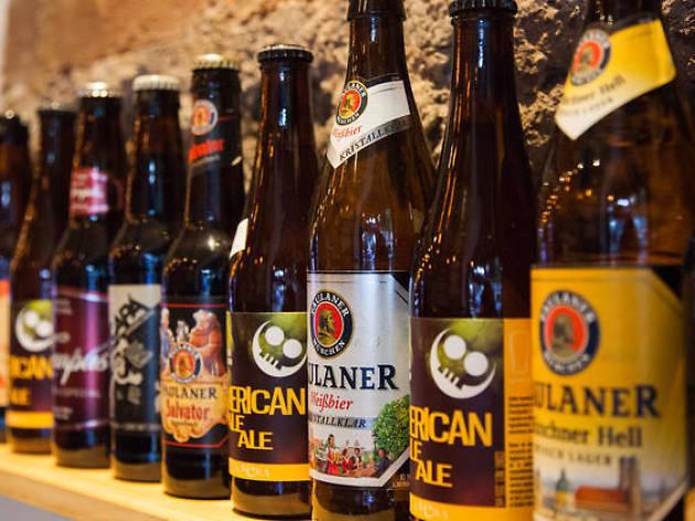 Cerveza artesanal en la CDMX