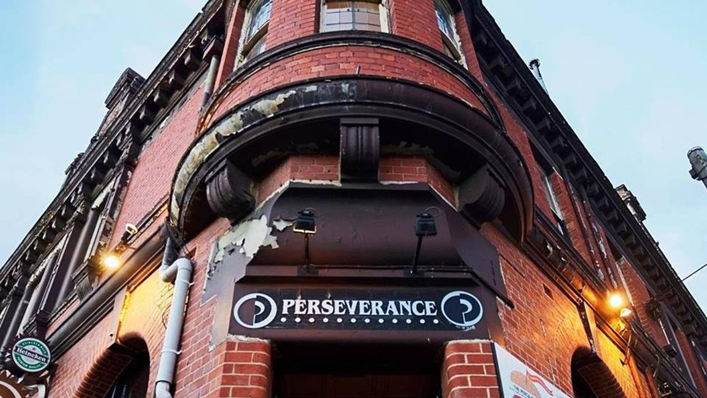 Perserverance pub