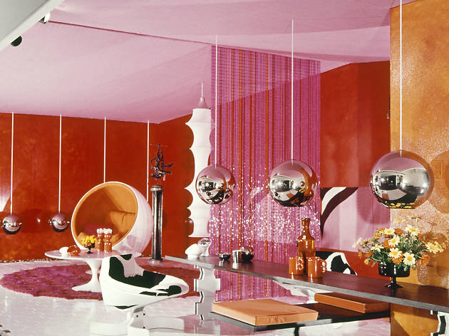 Marion Best 'A room for Mary Quant' NOBA