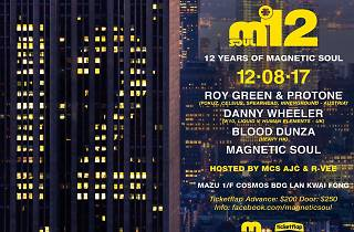 Magnetic Soul 12 Year Anniversary