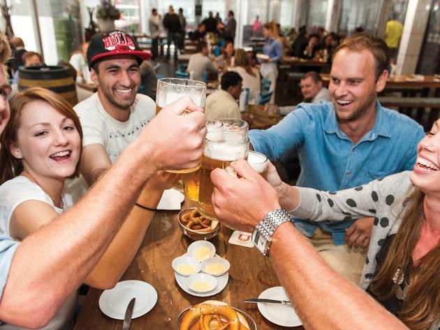 Bavarian Bier NOBA