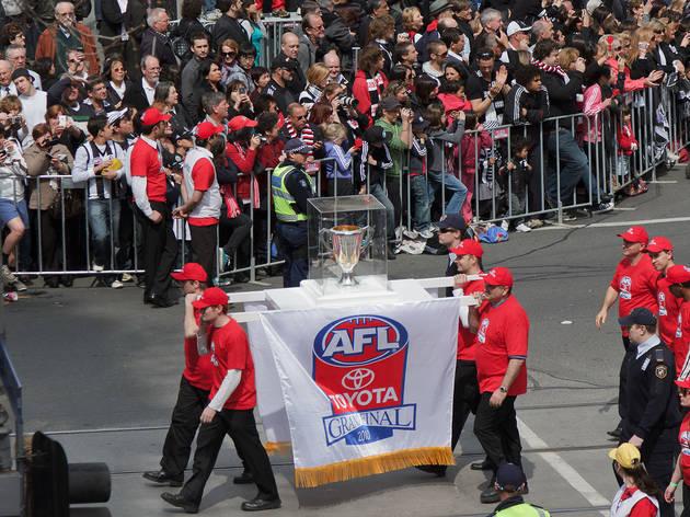 AFL Grand Final parade