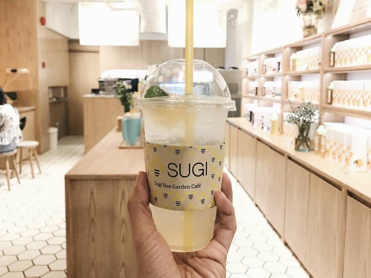 Sugi Bee Garden Café
