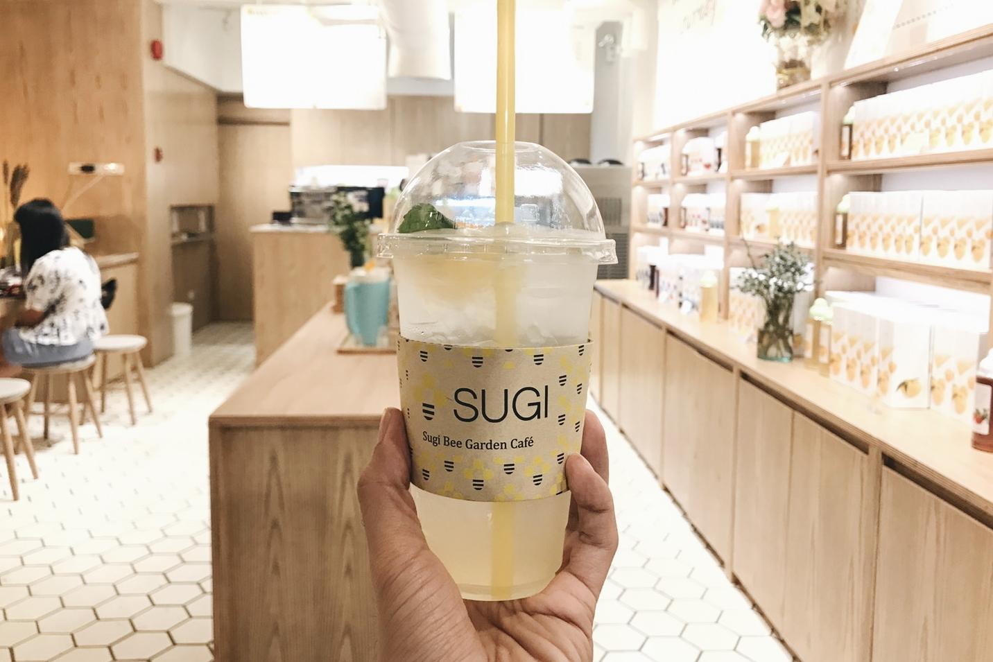 Sugi Bee Garden Cafe
