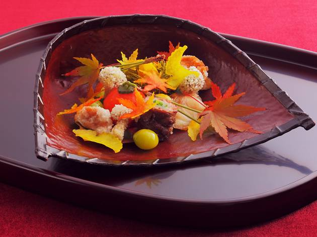 michelin dining series kyoto